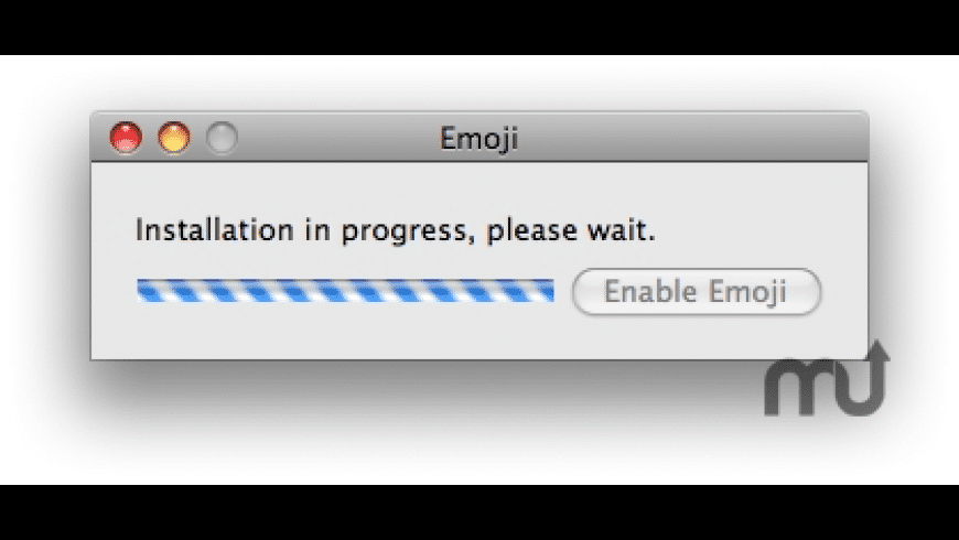 Emoji for Mac - review, screenshots