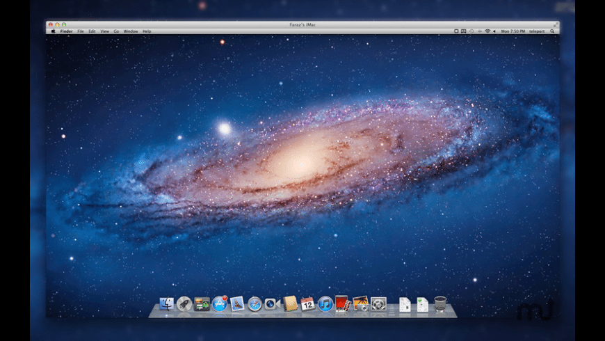 iTeleport for Mac - review, screenshots