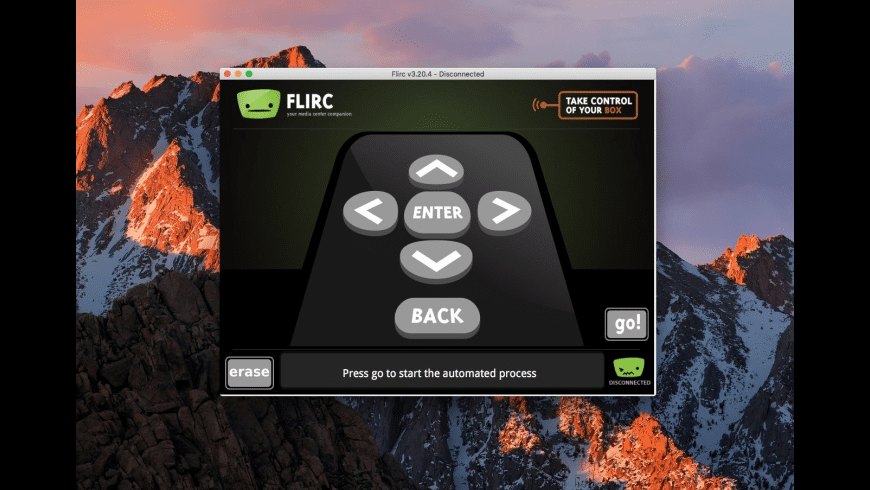 Flirc for Mac - review, screenshots