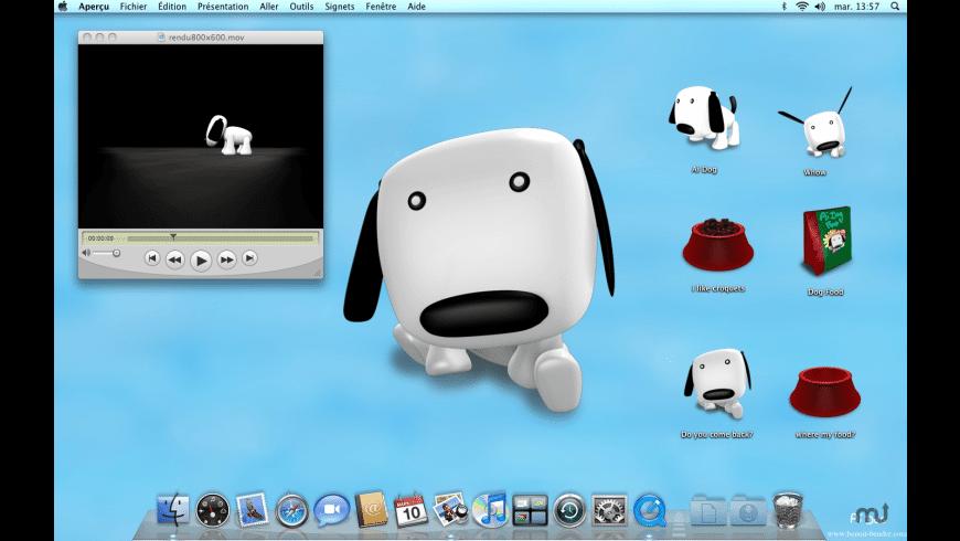 Ai Dog Food Bag for Mac - review, screenshots