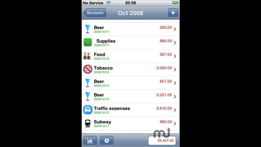 Money Agent Pro for Mac - review, screenshots