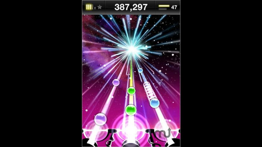 Tap Tap Revenge 2 for Mac - review, screenshots