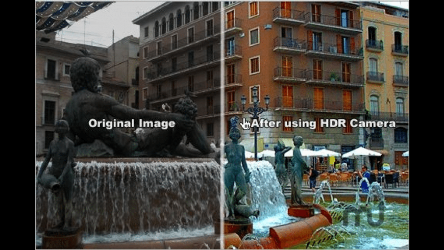 HDR Camera for Mac - review, screenshots