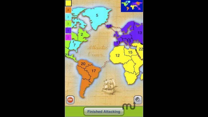 Conquest for Mac - review, screenshots