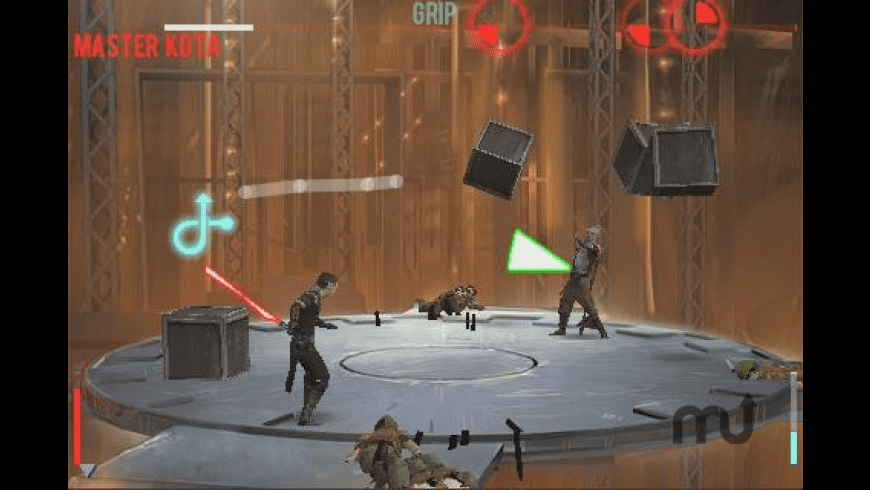 Star Wars: The Force Unleashed LITE for Mac - review, screenshots