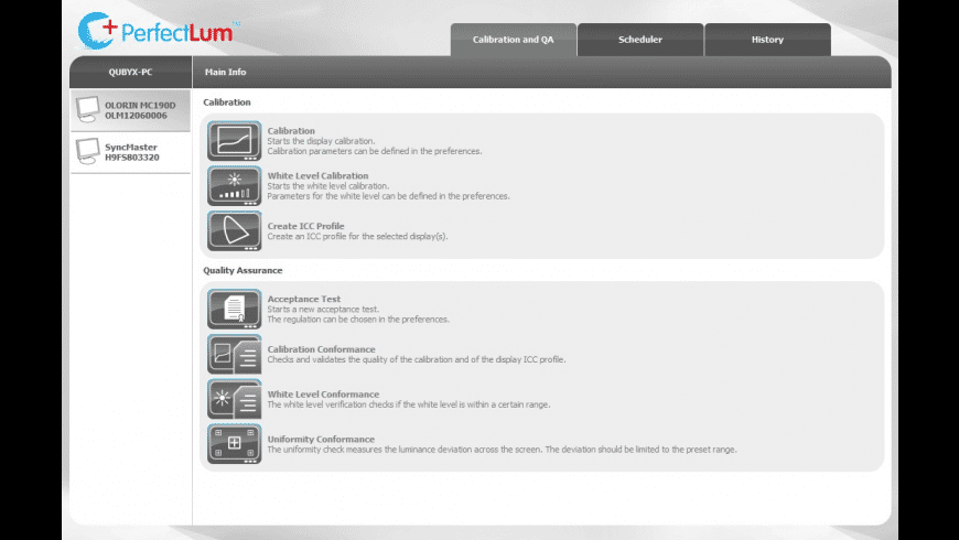 PerfectLum for Mac - review, screenshots