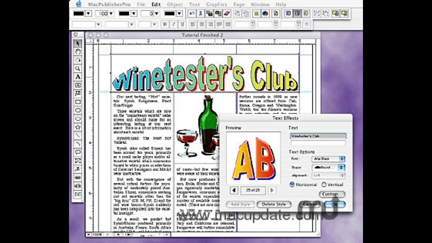 Desktop Publisher Pro for Mac - review, screenshots