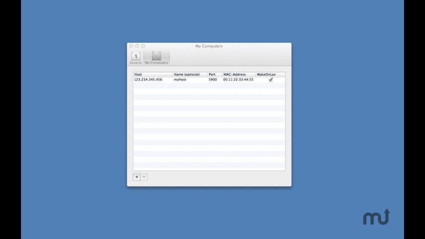 ScreenSharingMenulet for Mac - review, screenshots