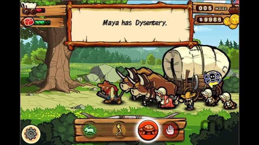 The Oregon Trail for Mac - review, screenshots