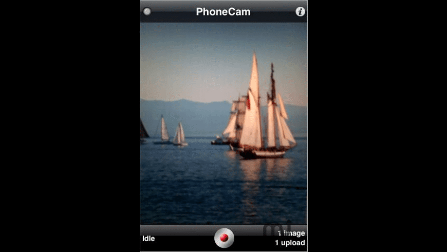 PhoneCam for Mac - review, screenshots
