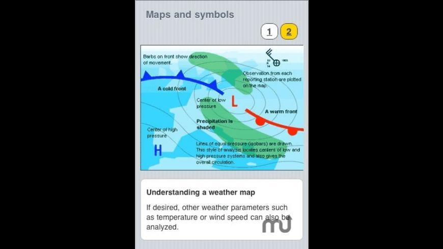WeatherCyclopedia for Mac - review, screenshots