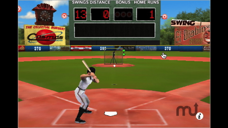 Batter Up Baseball for Mac - review, screenshots