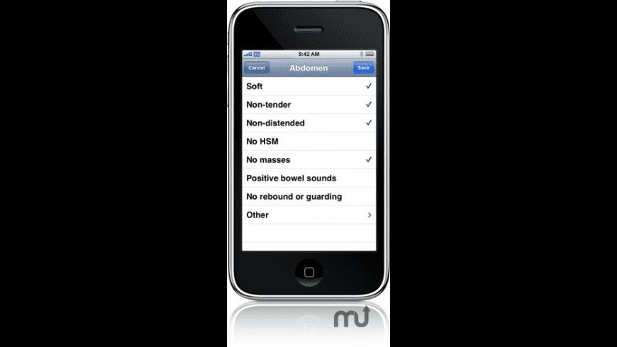 Patient Tracker for Mac - review, screenshots