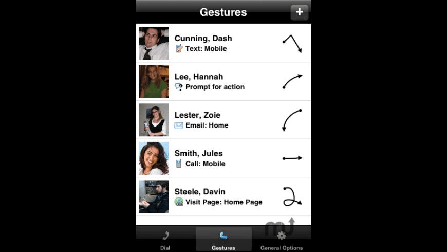 Gesture Dial for Mac - review, screenshots
