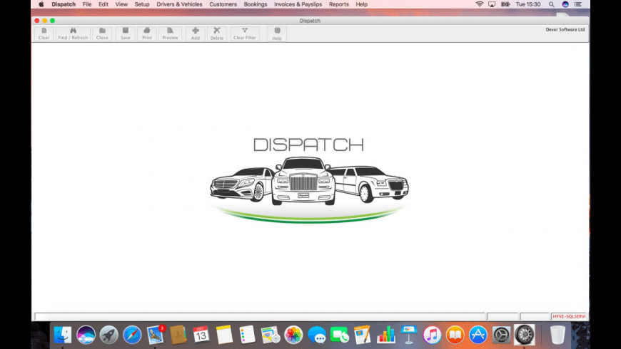 Dispatch for Mac - review, screenshots