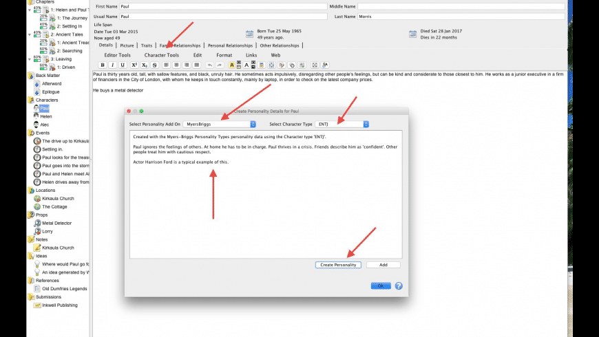 WriteItNow for Mac - review, screenshots
