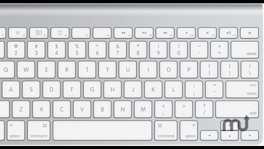 Apple Wireless Keyboard Update for Mac - review, screenshots