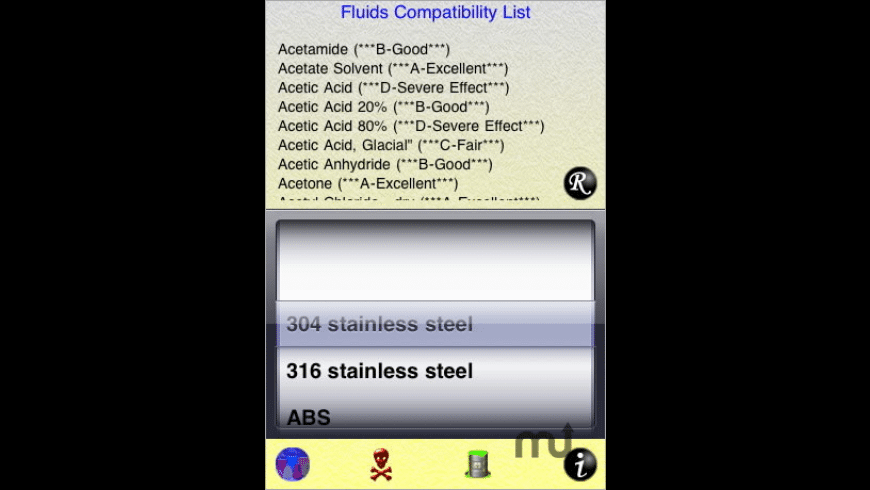 Fluids, Chemical & Toxic Waste for Mac - review, screenshots