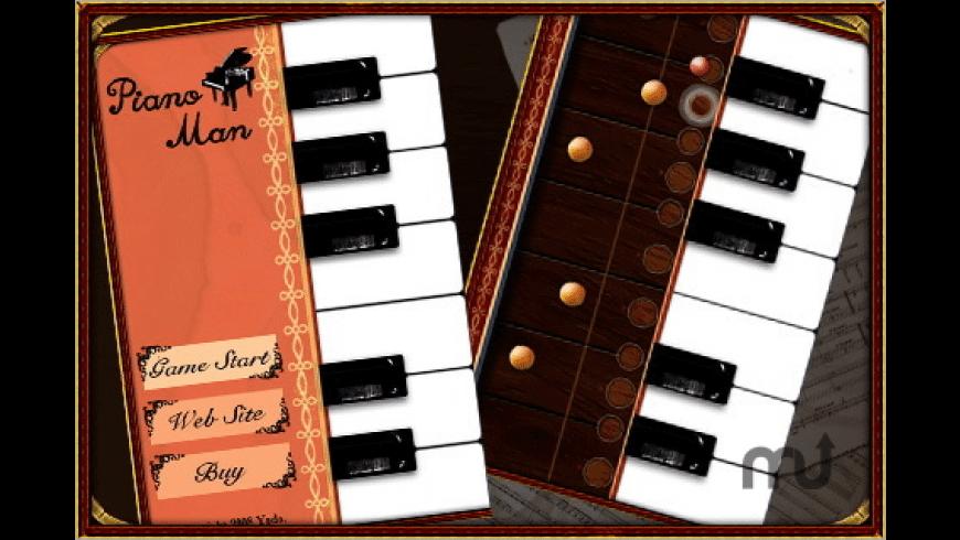 Piano Man Classic Mozart for Mac - review, screenshots