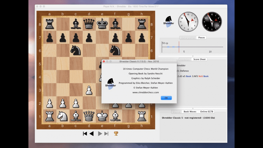 Shredder Classic 5 for Mac - review, screenshots