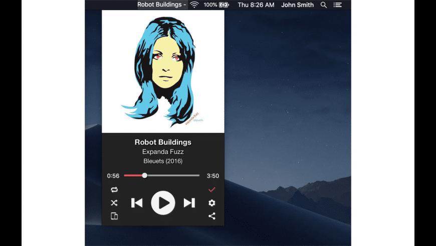 Spotica Menu for Mac - review, screenshots