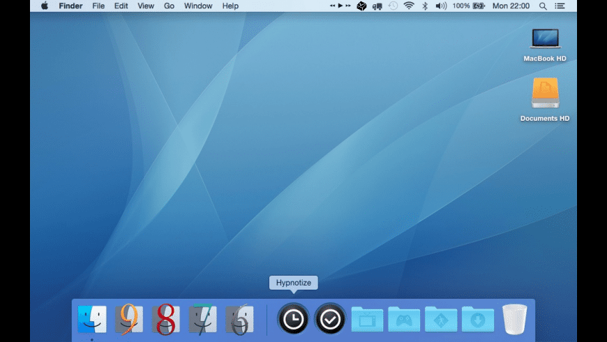 Hypnotize for Mac - review, screenshots