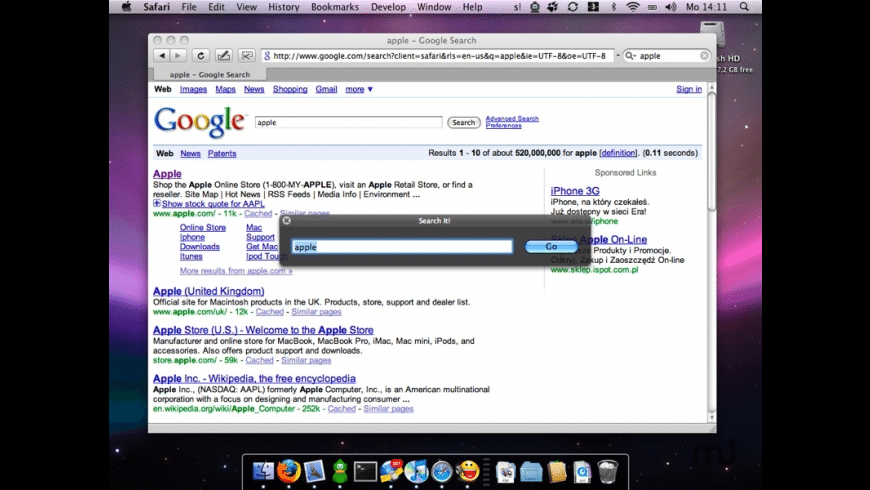 Search It for Mac - review, screenshots