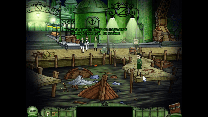 Emerald City Confidential for Mac - review, screenshots