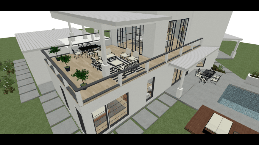 Home Designer Architectural for Mac - review, screenshots