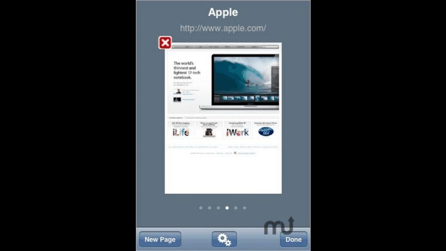 Aquari: Secured Browser for Mac - review, screenshots