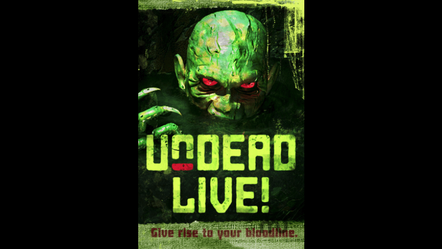 Undead LIVE! Vampire Werewolf Overlord for Mac - review, screenshots