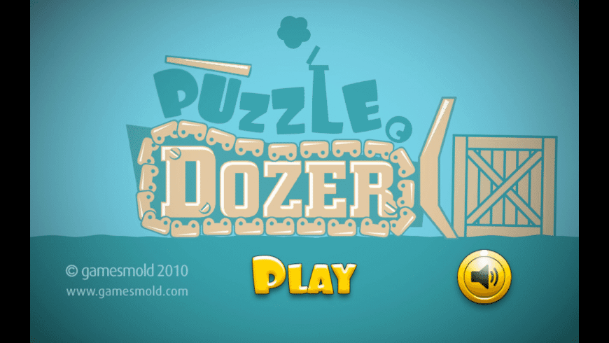 Puzzle Dozer for Mac - review, screenshots
