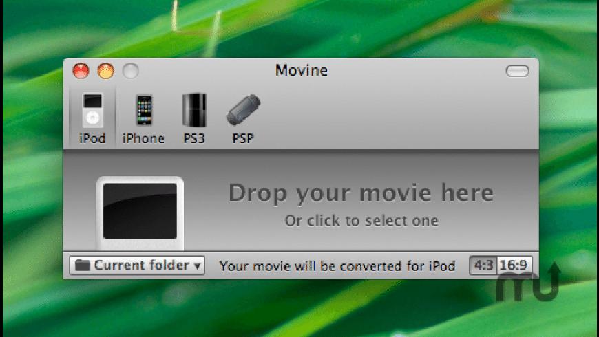 Movine for Mac - review, screenshots