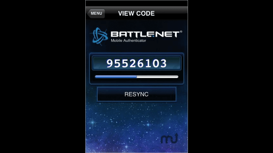 Battle.net Mobile Authenticator for Mac - review, screenshots