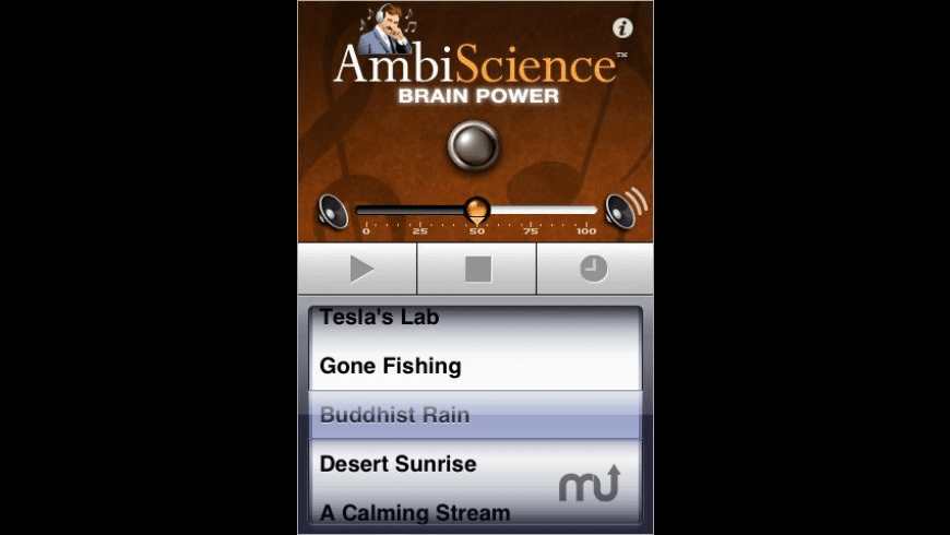 AmbiScience for Mac - review, screenshots