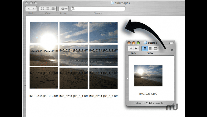 TilePhotos for Mac - review, screenshots