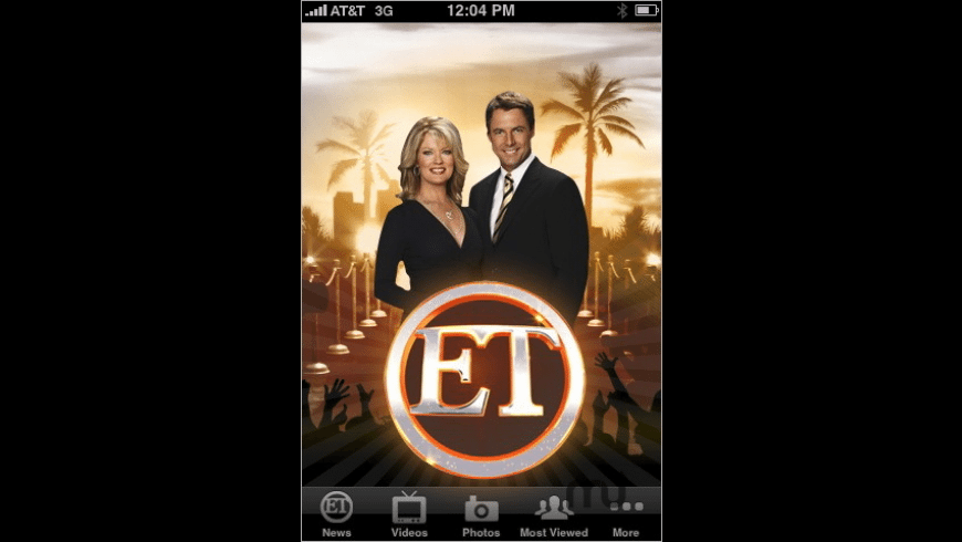 Entertainment Tonight (ET) for Mac - review, screenshots