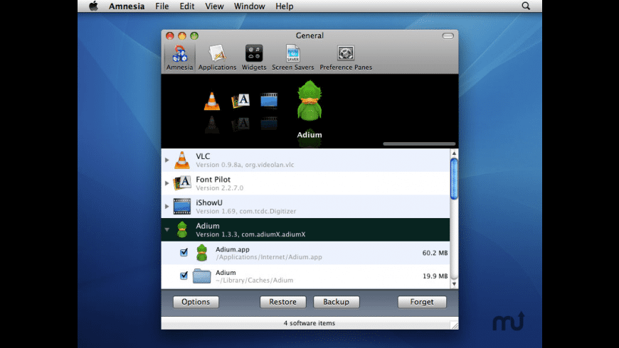 Amnesia for Mac - review, screenshots