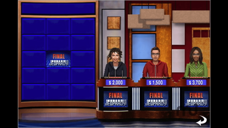 JEOPARDY! for Mac - review, screenshots