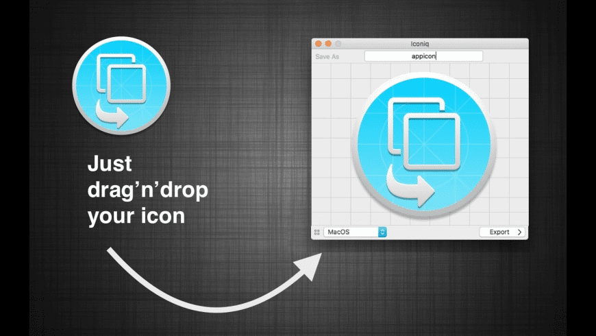 Iconiq for Mac - review, screenshots