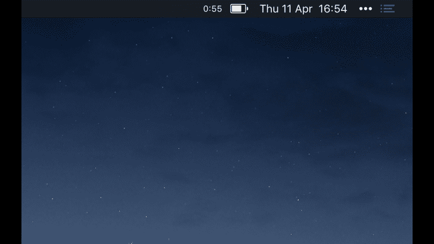 Battery Indicator for Mac - review, screenshots
