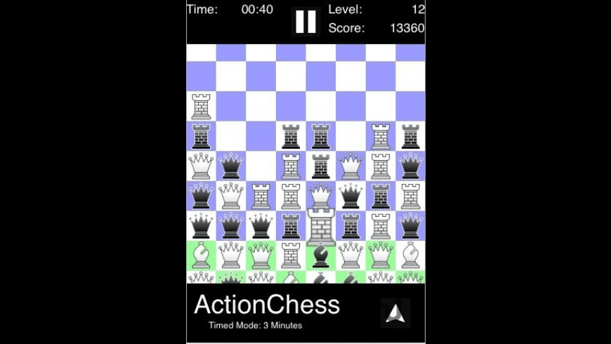 ActionChess for Mac - review, screenshots