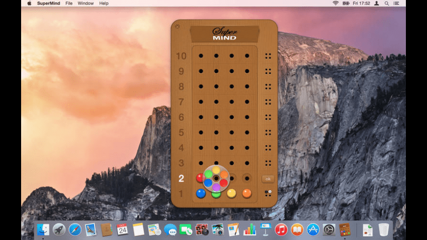 SuperMind for Mac - review, screenshots