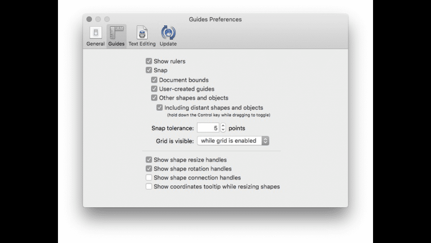 Schwartz for Mac - review, screenshots