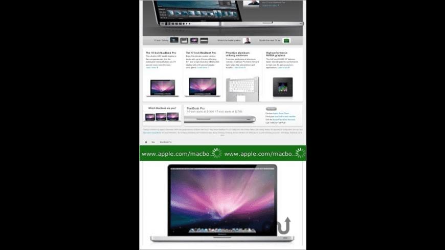 iBrowseTwo for Mac - review, screenshots