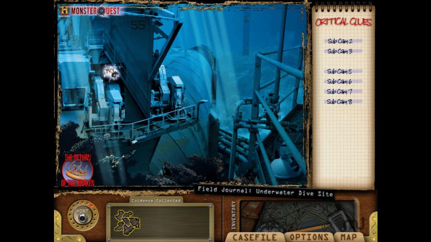 Monster Quest for Mac - review, screenshots