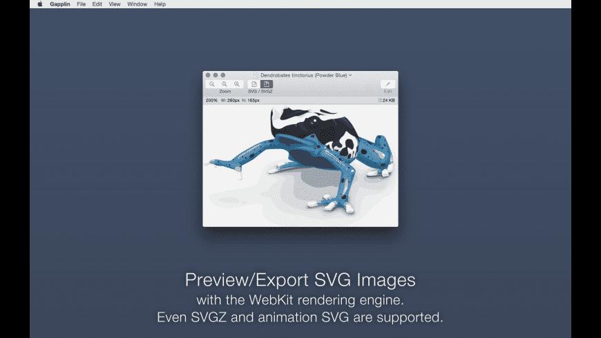 Gapplin for Mac - review, screenshots