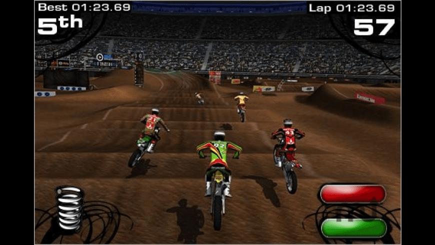 2XL Supercross for Mac - review, screenshots