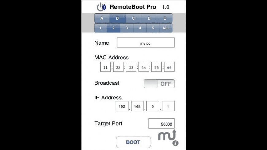 RemoteBoot Pro for Mac - review, screenshots