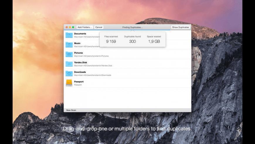 Singlemizer for Mac - review, screenshots